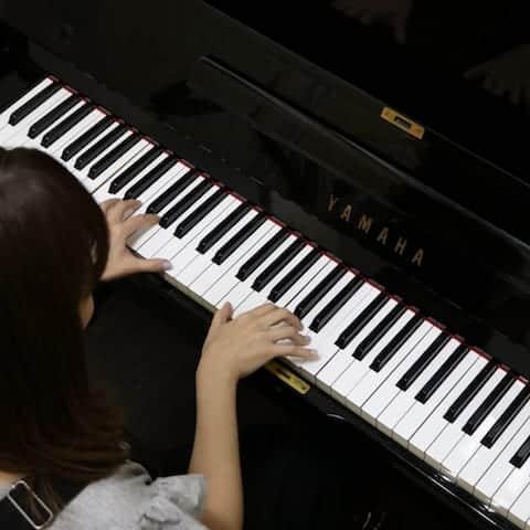 ピアノレッスン風景2